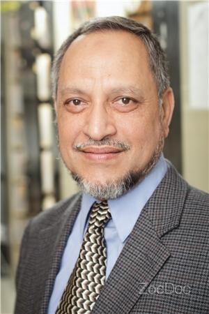 Dr  Mohammad M  Billah, DDS   Uni-Med Family Health Center